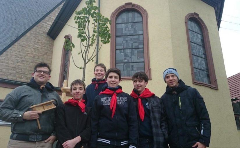 Kartage & Ostern mit den Messdienern St. Gertrud