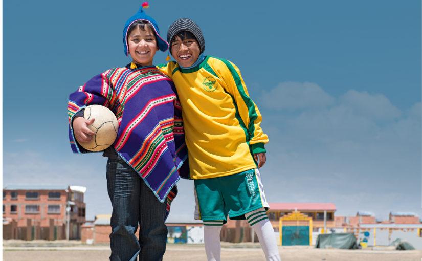 Respekt für dich, für mich, für andere – in Bolivien und weltweit
