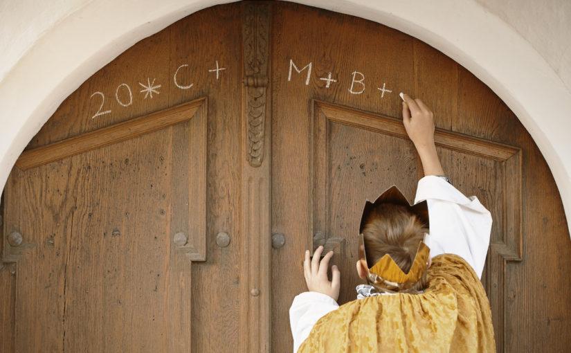 Wir bringen den Segen Gottes direkt an Ihre Haustür!