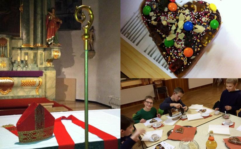 Messdienerrat im Advent (Teil 1): Zwischen Heiligen Pforten und Lebkuchenherzen