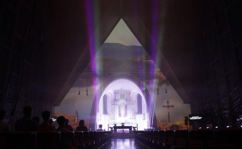 LICHTERLEBEN 2021: Lichtspektakel mit 500 Besuchern