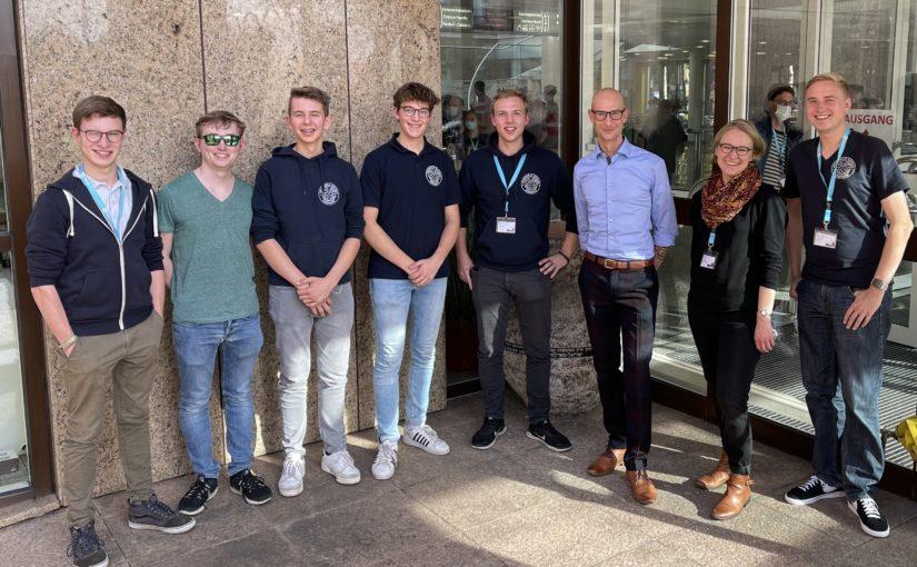Besuch auf der Techarts Karlsruhe 2021